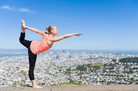 San Francisco, une destination yoga-friendly