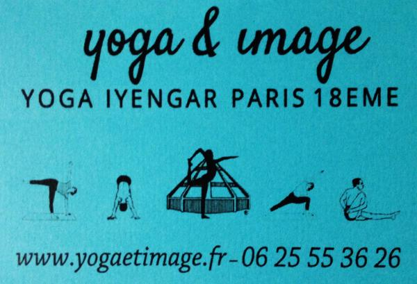 Yoga et Image - Yoga Iyengar Paris 18