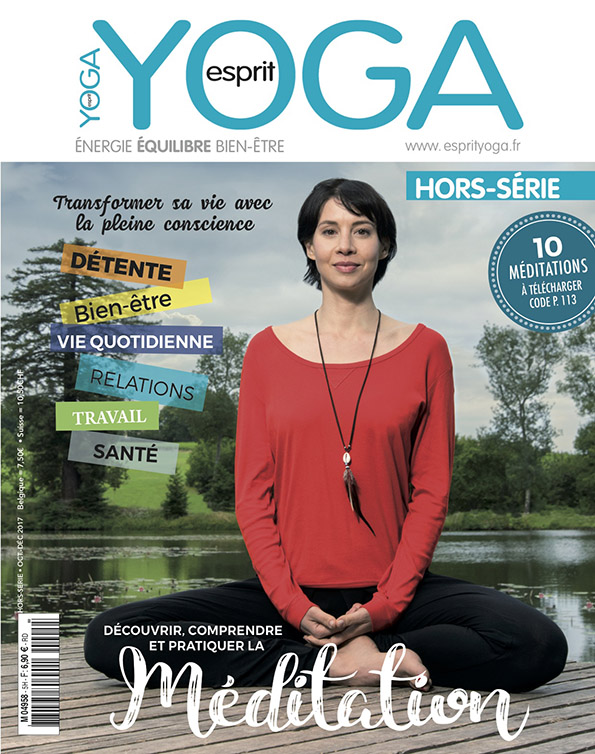 Cover Hors Serie meditation yoga