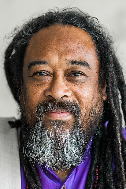 Interview Mooji maitre inspirant