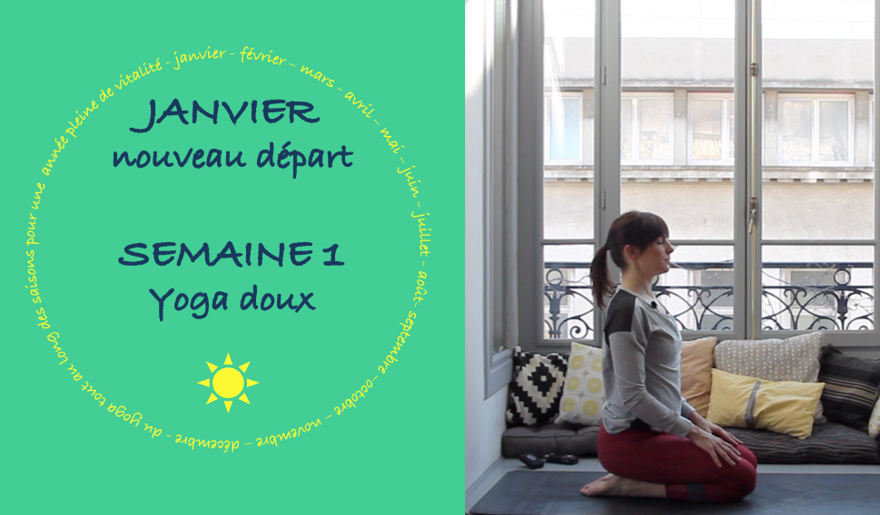 Janvier Yoga Doux video