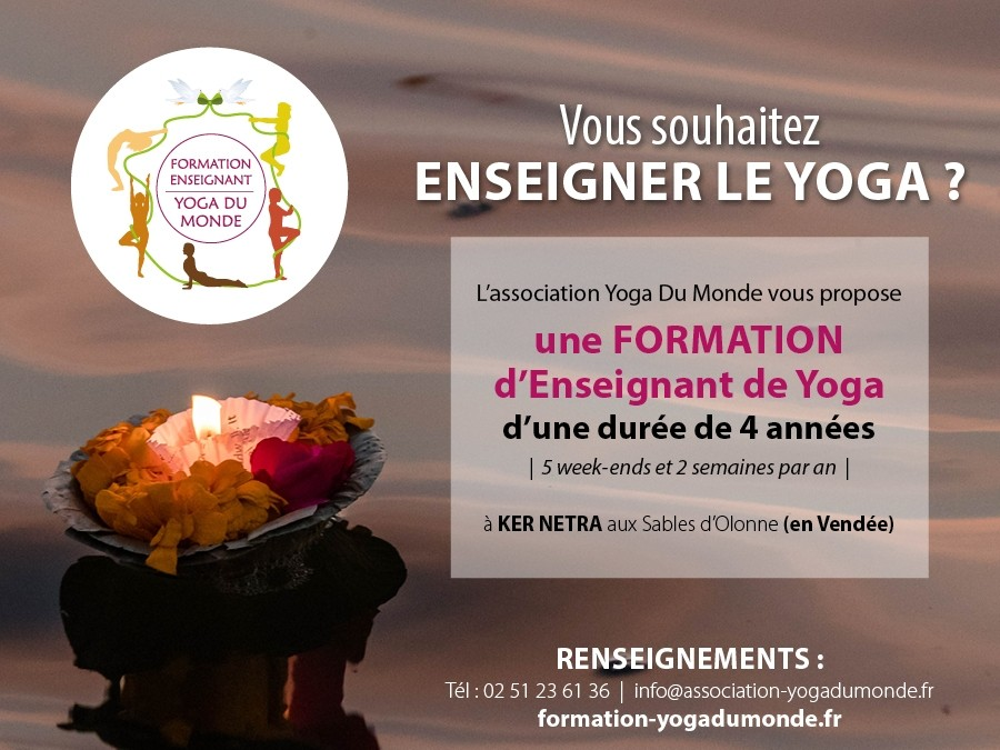 ASSOCIATION YOGA DU MONDE COVER